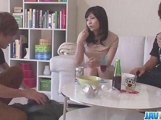 Serious porn move on cam be in contact tightMari Ariyasu