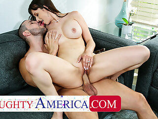 Naughty America - Lexi Luna gets some big weasel words