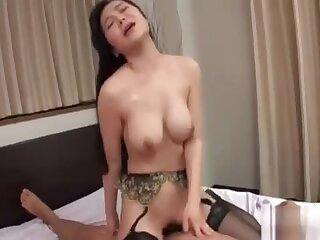 Miu Watanabegoes naff on two cocks roughly threesome porn